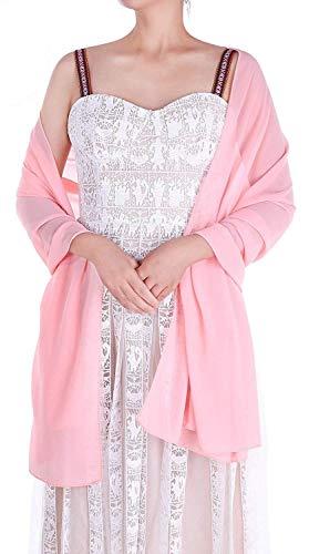Top Mant Trend Estola Pashmina Elegante Accesorio aUAZwOqw