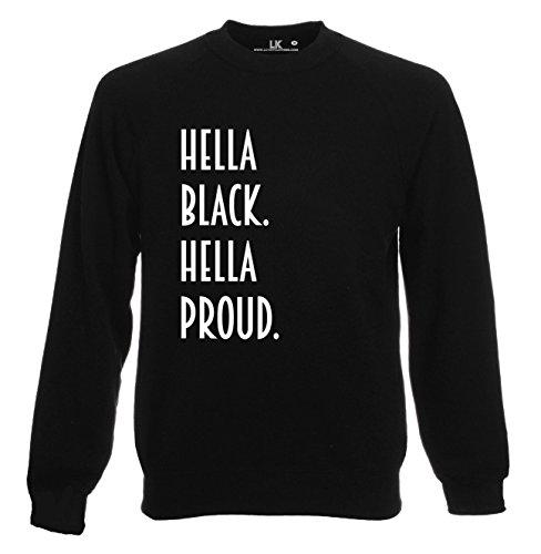 Lo Key Clothing - Sweat-shirt - Femme noir noir