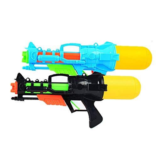 Fstop Labs Water Gun Super Soaker Blaster for Kids Squirt Games (2 Pack)