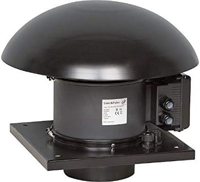 S & p th-ecowatt - Ventilador helicocentrífugo th-500/150 ecowatt ...