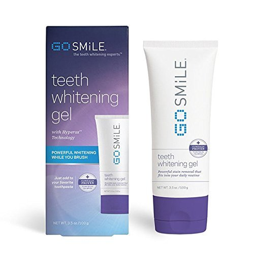 GO SMiLE Teeth Whitening Gel, 3.5 fl. oz. GoSmile