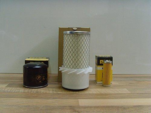 Kubota B6200, B7100, B7200 Kit Service À Filtre - Air, Huile, Filtres D'essence B7200 Kit Service À Filtre - Air Filtres D'essence RICO