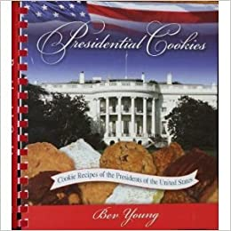 Image result for presidential cookie cookbook