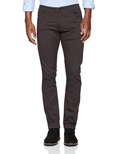 grey Grigio Grey Uomo Skinny Enzo Kruze Jeans YUIBX