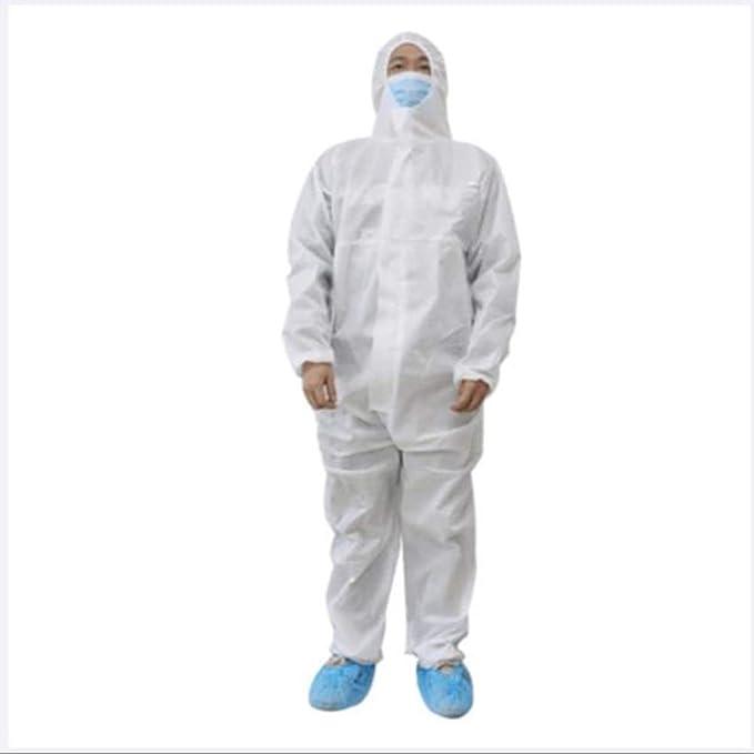 TX Ropa Protectora Médica Desechable Bata De Aislamiento De ...
