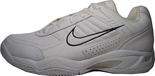 Nike Non Stop 2 318150-141 Weiß-Blau Größe Euro 42,5 / US 9 / UK 8 / 27 cm