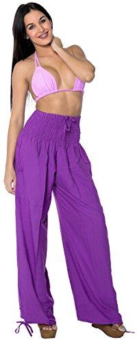 joggers-rayon-plain-drawstring-lounge-pajama-beachwear-women-casual-pant-purple-valentines-day-gifts