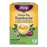 Yogi Teas Green Tea Review and Comparison
