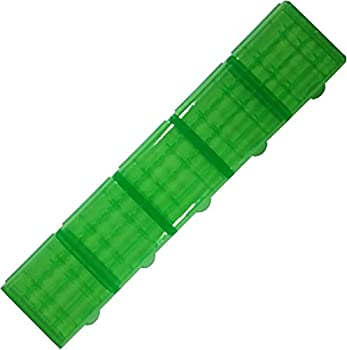 Whizzotech Lot of 5 AA/AAA Green Color For Cell Battery Storage Case/Organizer/Holder with Charge Reminder Markings