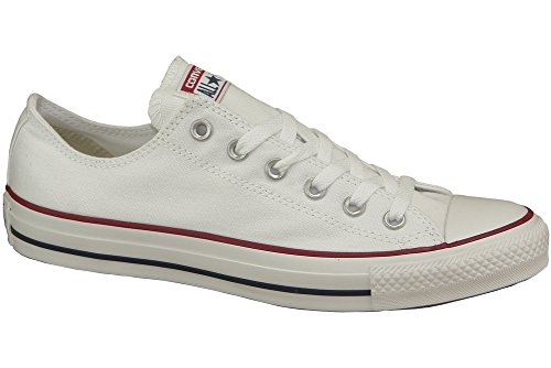Converse C. Taylor All Star OX Optical White M7652 Mens Shoes