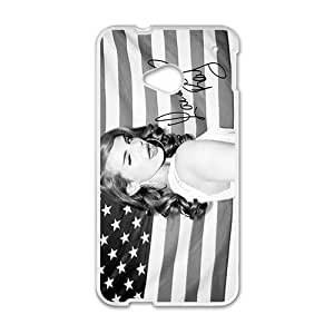 lana del rey american flag Phone Case for HTC One M7