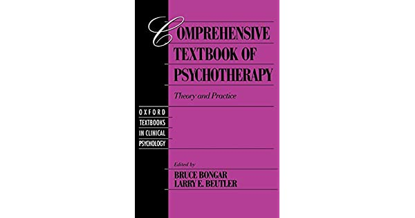 Amazon.com: Comprehensive Textbook of Psychotherapy: Theory ...