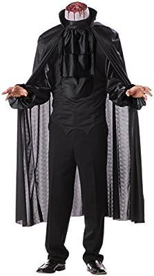 Generique - Disfraz Caballero sin Cabeza Hombre L (42/44): Amazon ...