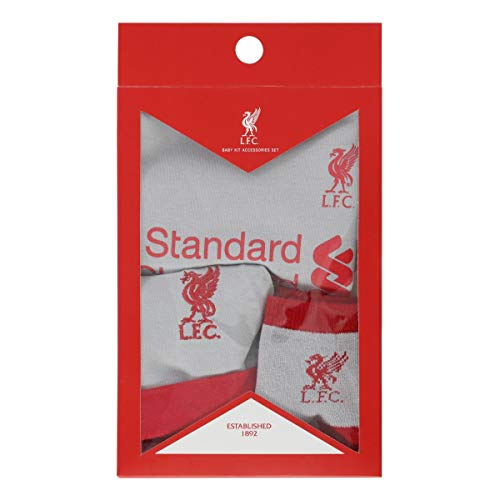Liverpool FC Little Liver Baby Set - Official Club Merchandise by Liverpool F.C.