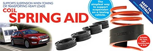 FITS INTO SPRING GAP 39-51mm 2 SPRING AIDS INCLUDED BITS4REASONS NEW MODEL E-TECH COIL SPRING AID 1 PAIR