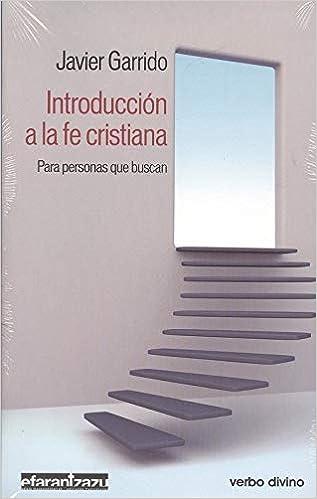Resultado de imagen de Introducción a la fe cristiana