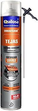 Quilosa T040410 Orbafoam O2 Tejas Cánula Roja