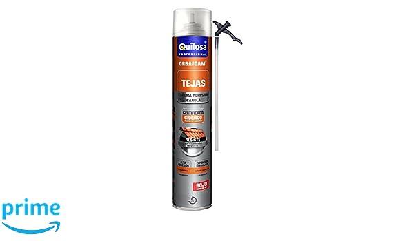 Quilosa T040410 Orbafoam O2 Tejas Cánula Roja: Amazon.es: Bricolaje y herramientas