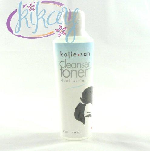 Kojie San Cleanser + Toner Dual Action