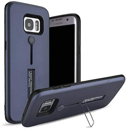 SADGATIH Back Cover for 360 Degree Full Coverage with Camera Protection Samsung Galaxy S7 Edge Blue