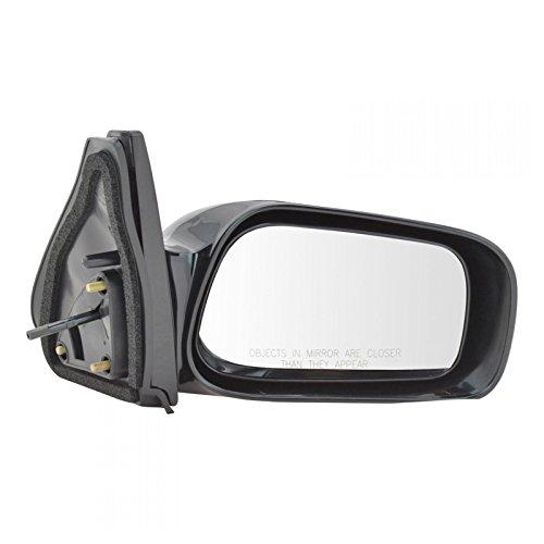 Manual Remote Side View Mirror Passenger Right RH for 03-08 Toyota Matrix