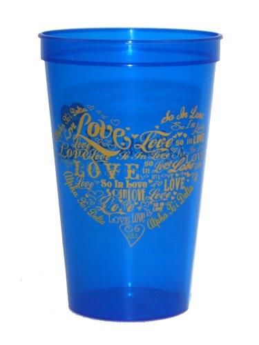 Alpha Xi Delta Plastic Cup