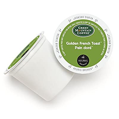 Green Mountain Limited Edition Golden French Toast K Cups from Green Mountain Coffeee