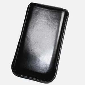 """Funda de protección de piel sintética para Samsung XXL-I997"""" fuse 4 g"""