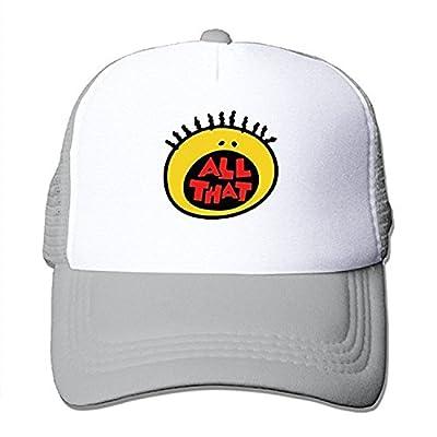 ZMvise Fashion All That Best Unisex Hat 90S Snapback Mesh Trucker Baseball Cap