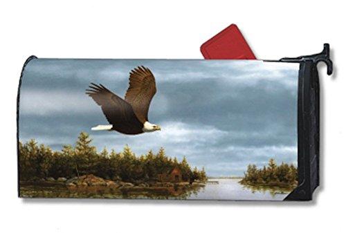 Eagle Mailbox Cover