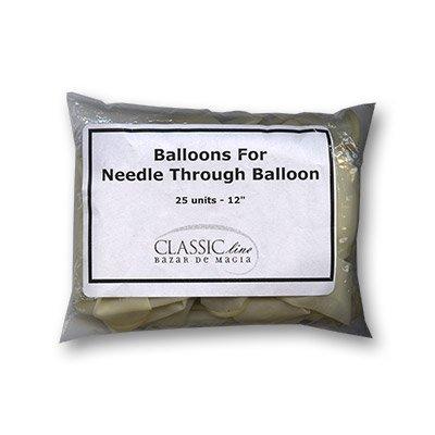 Needle Thru Balloon - 5