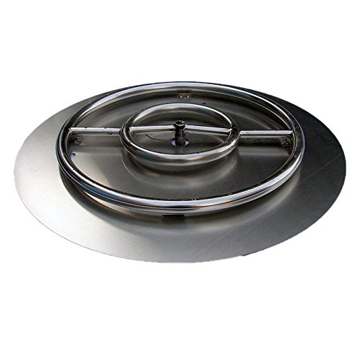 22 inch Stainless Steel Pan-Ring by Ergode