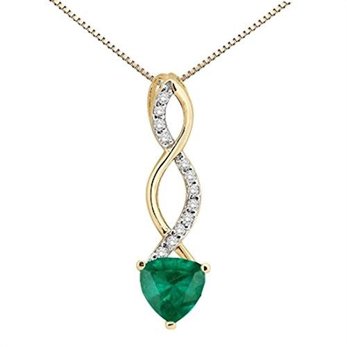 0.95 Ct Emerald Shape - 5