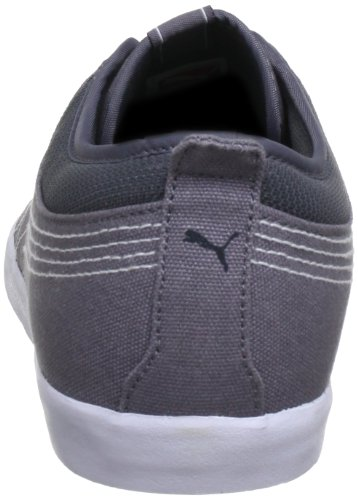 Puma  bañador a rayas 19 para hombre Grau (steel gray-new navy-white 01) (Grau (steel gray-new navy-white 01))