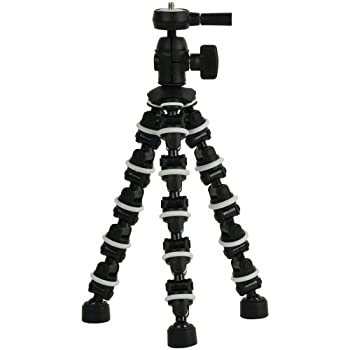 Targus Grypton Tripod for Camera, Large (TG-GT8010)