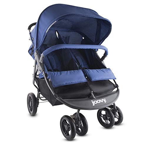 - Joovy Scooter X2 Double Stroller, Blueberry