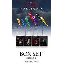 The Red Harlequin Box Set (Books 1-4)