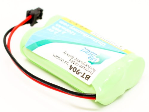 Panasonic Uniden Radio Shack - RadioShack 43-3533 Battery - Replacement for RadioShack Cordless Phone Battery (1200mAh, 2.4V, NI-MH)