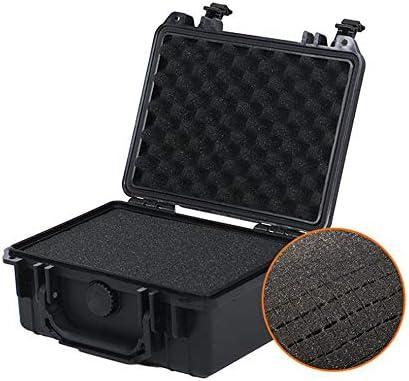 携帯用プラスチックツールボックスの贅沢な場合/ 3防止箱/防水および湿気防止箱