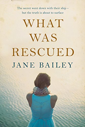 What Was Rescued cover