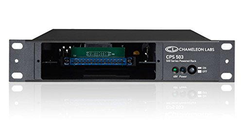 Chameleon Labs CPS503-PWR Single-Slot 500 Series Powered Rack System