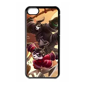 Chen Stormstout iPhone 5c Cell Phone Case Black gift pp001_6294987