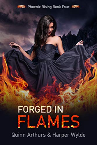 Forged in Flames (Phoenix Rising Book 4) (Best Roller Coaster Rides In The World)