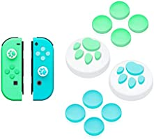 【Nintendo Switch 対応】アナログスティックカバー+方向キーキャップ JoyCon専用カバー 保護カバー