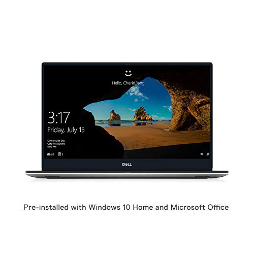 2020 New DELL XPS 7590, Intel Core i9 9th 9980HK Gen, 32 GB RAM, 1 TB HDD, 4GB Nvidia GTX 1650 Graphic, 4K(3840×2160…