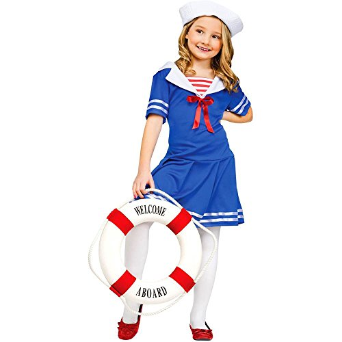 Sea Sailor Sweetie Kids Costume