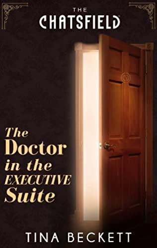 book cover of The Doctor in the Executive Suite
