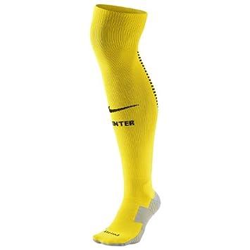 Nike Inter de Milán H/A/3 Stadium Sock Calcetines, Hombre: Amazon.es: Deportes y aire libre