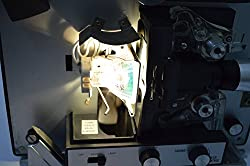 Djl Projector Lamp Bulb Replacement Kit Retrofit Ez To Install W Video Manual Bell Howell