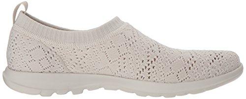 Go Lite Women's Natural Walk Loafer 15385 Skechers Ot5SqwxZ1t